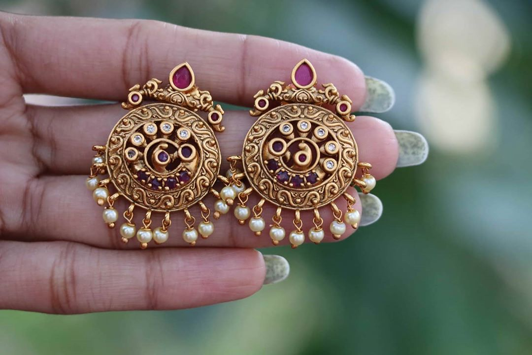 one-gram-gold-finish-earrings