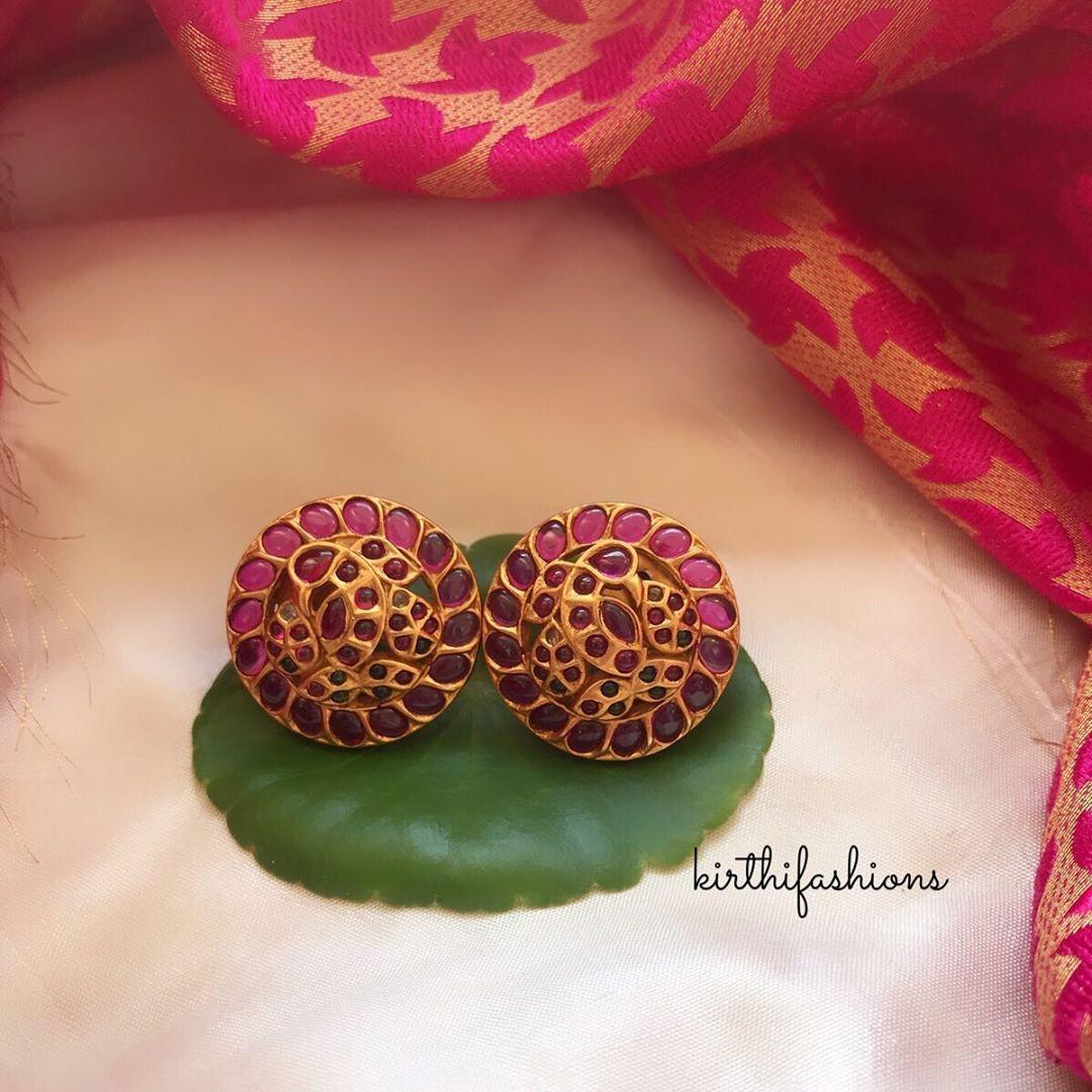 peacock-kemp-stud-earrings