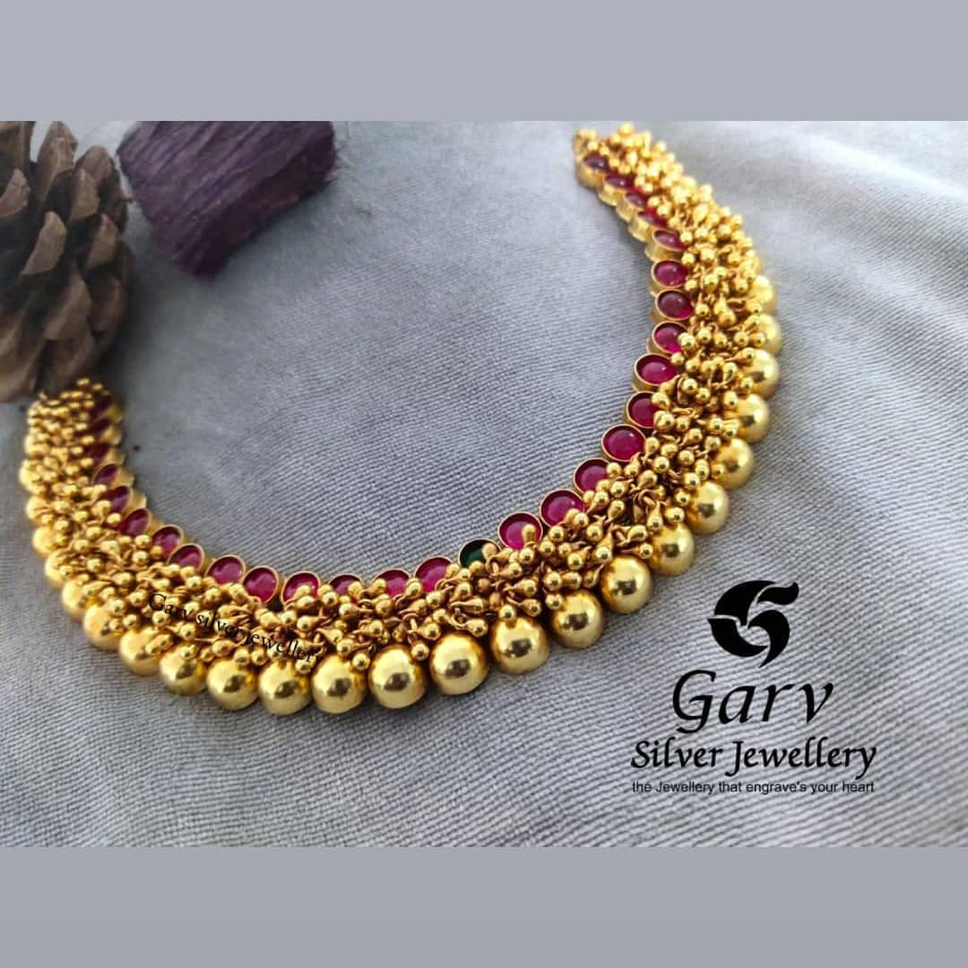 pearls-cluster-ruby-necklace
