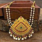 Pure Silver Temple Jewellery