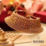 Statement Bridal Antique Necklace