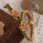 Antique Stone Temple Bangles