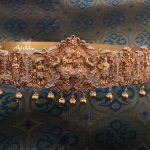 Bridal Dashavathara Nagas Hip Belt