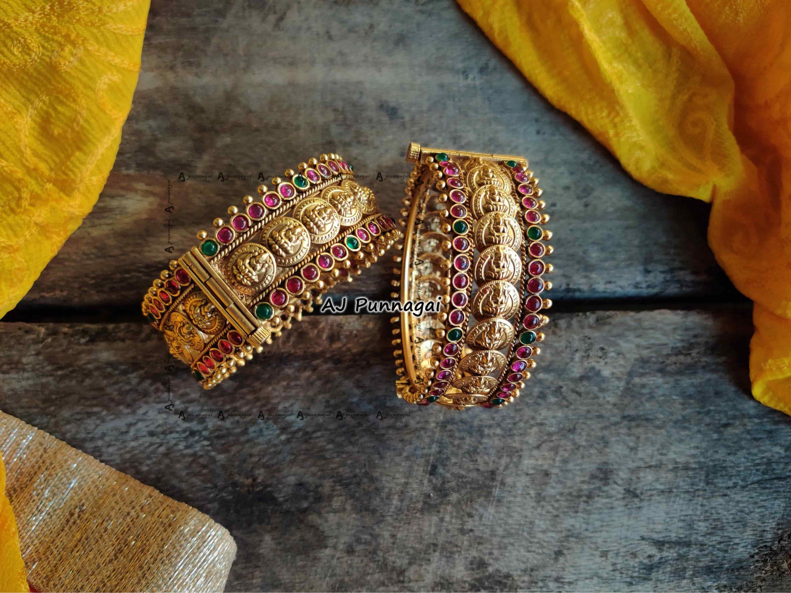 Grand-Bridal-Kemp-Lakshmi-Coin-Openable-Kada-Bangles-01-scaled