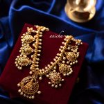 Grand Lakshmi Pearls Necklace