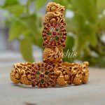Handcrafted Temple Work Nagas Bangles
