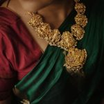 Handcrafted Dasavatharam Necklace