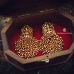Lakshmi Ghungroo Earrings
