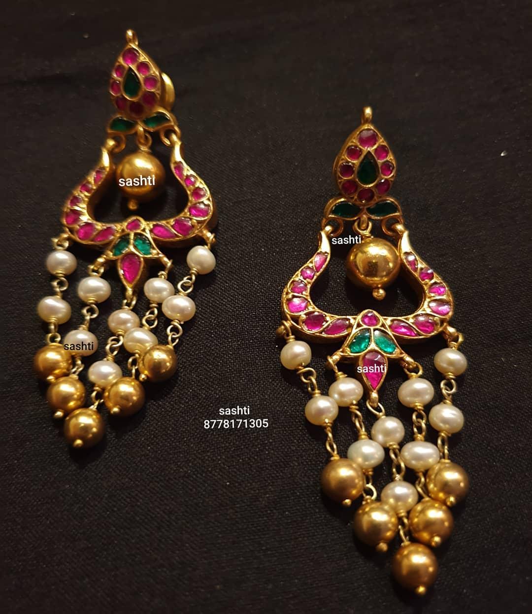 silver-kundan-pearl-earrings