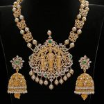 South Indian Bridal Necklace Set