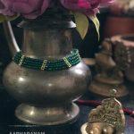 Tiny Beads Choker Necklace