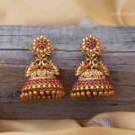 Antique Kemp Jhumkas