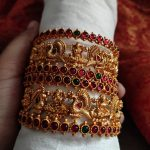 Antique Lakshmi Bangles