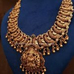 Handmade Bridal Naga Necklace