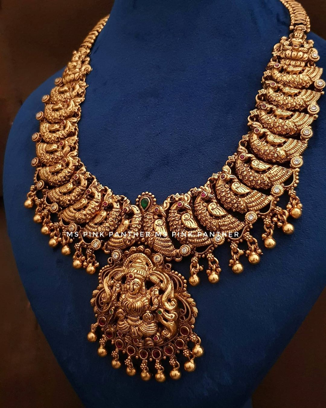 handmade-bridal-naga-necklace