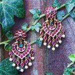Handmade Kemp Earrings