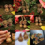 Imitation Jhumka Collection