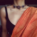 Kemp Silver Choker Necklace