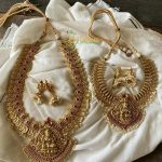 Lakshmi Bridal Necklace Set