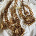 Lakshmi Bridal Set