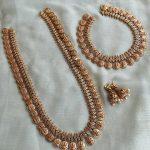 Lakshmi Coin Semi Bridal Set
