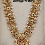 Mango Lakshmi Long Necklace