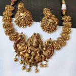 Nagas Temple Necklace Set