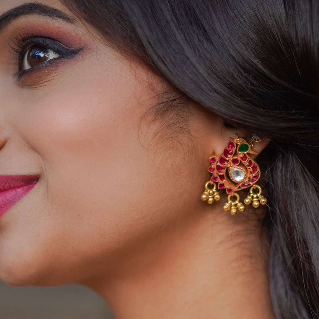 peacock-design-ethnic-earrings