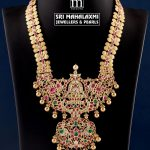 Polki Ruby Emerald Kundan Necklace