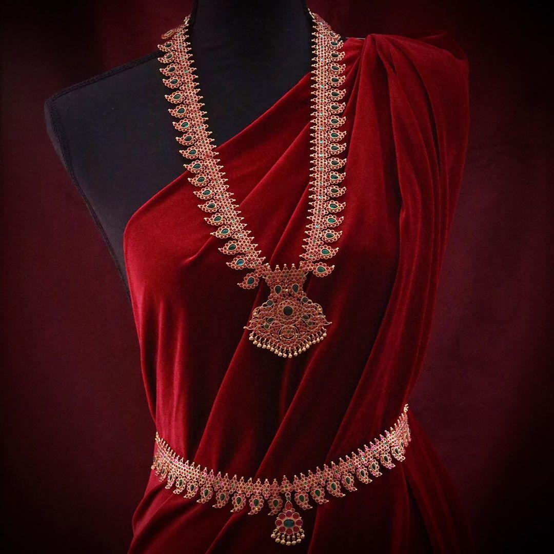 traditional-mango-kemp-necklace-set