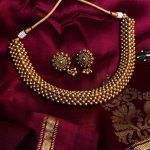 Tushi Choker And Earrings