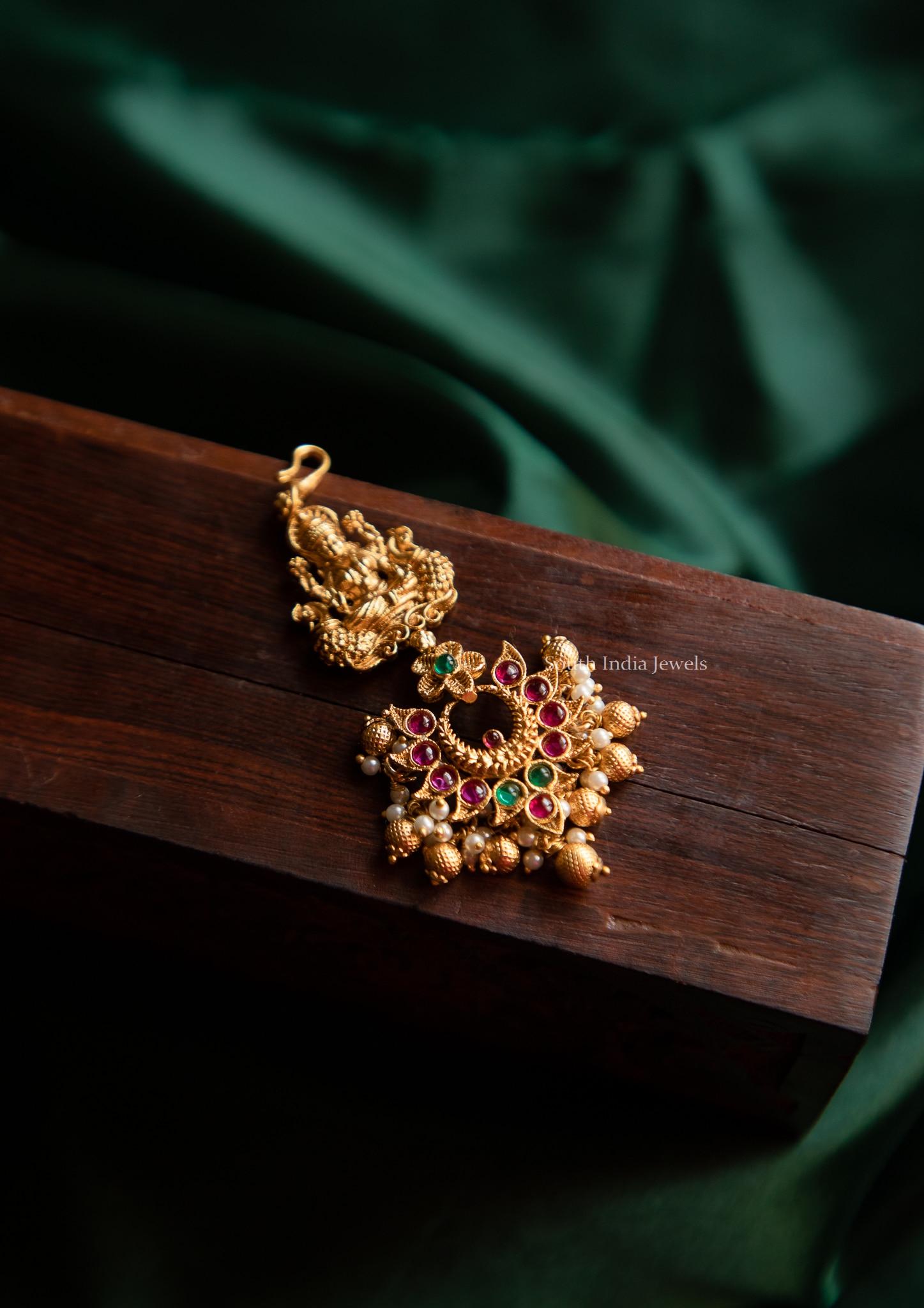 Bridal-Goddess-Lakshmi-Maang-Tikka-01