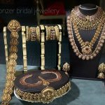 Antique Bridal Jewellery Set On Rent