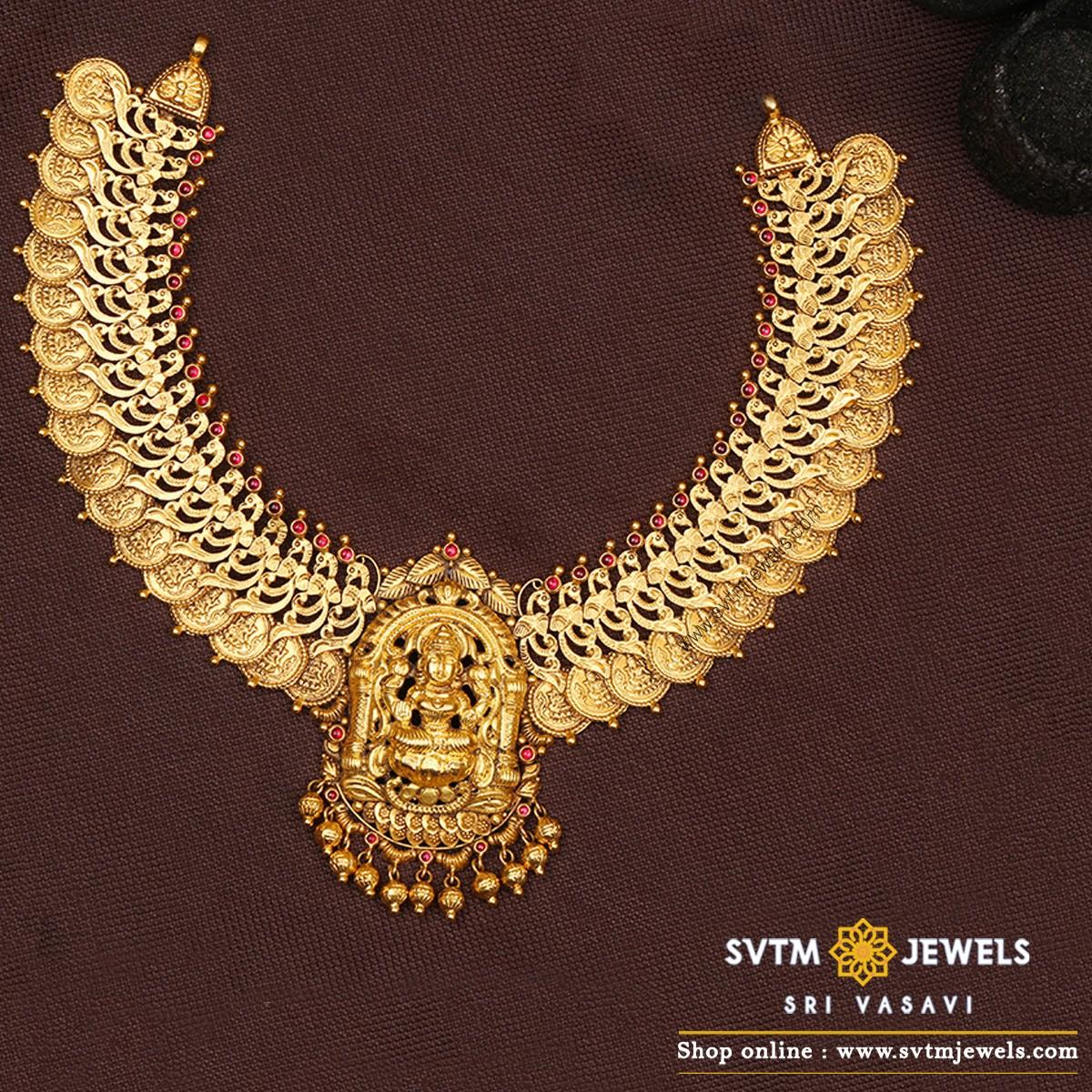 antique-gold-temple-necklace