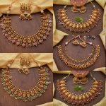 Antique Necklace Designs Collection