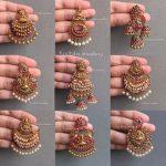 Imitation Ethnic Earrings Collection