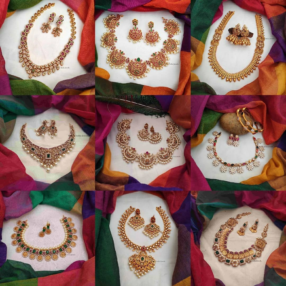 imitation-necklace-sets