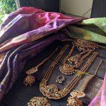 Imitation South Indian Bridal Jewellery Set