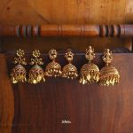 Imitation Temple Jhumka Collection