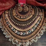 Kerala Style Bridal Jewellery Set