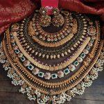 Kerala Style Bridal Jewellery Set