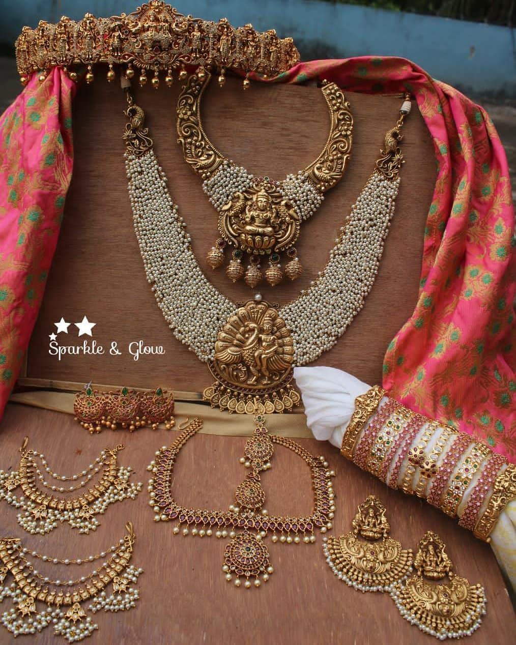 pearl-bridal-jewellery-set