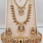 Semi Bridal Jewellery Set