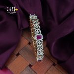 Stylish Diamond Bangle Bracelet