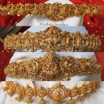Temple Imitation Bridal Hip Chains