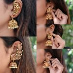 Traditional Jhumkas Designs Collection