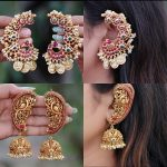 Antique Earcuff Earrings