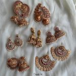 Antique Earrings Collection