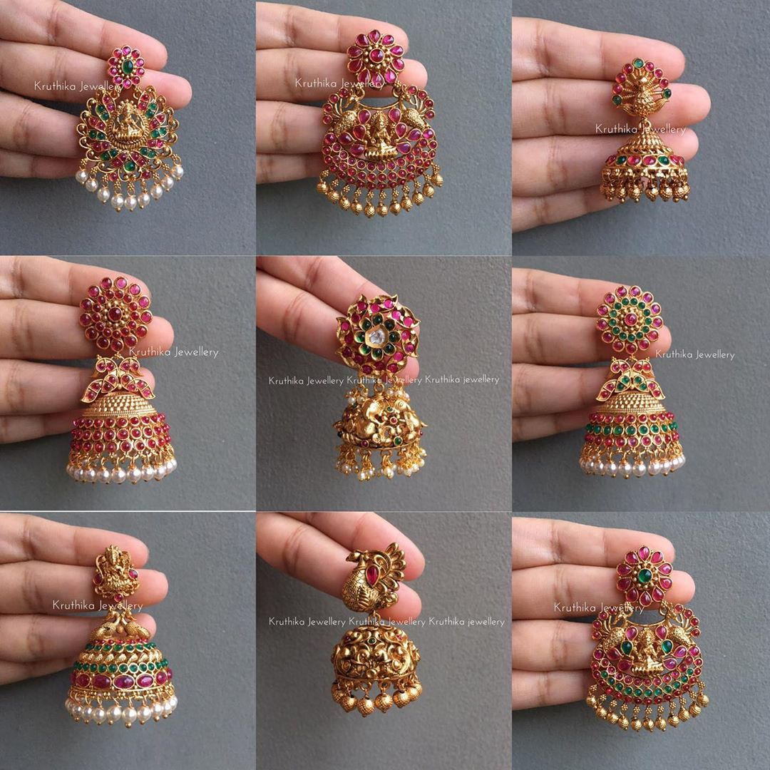 antique-ethnic-earrings-collection