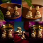 Beautiful Jhumkas Collection